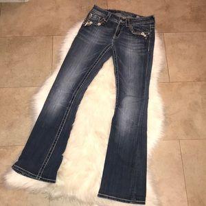 Miss Me JP817B Boot Cut Jeans